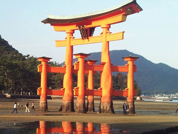 Prvi put u japan tori