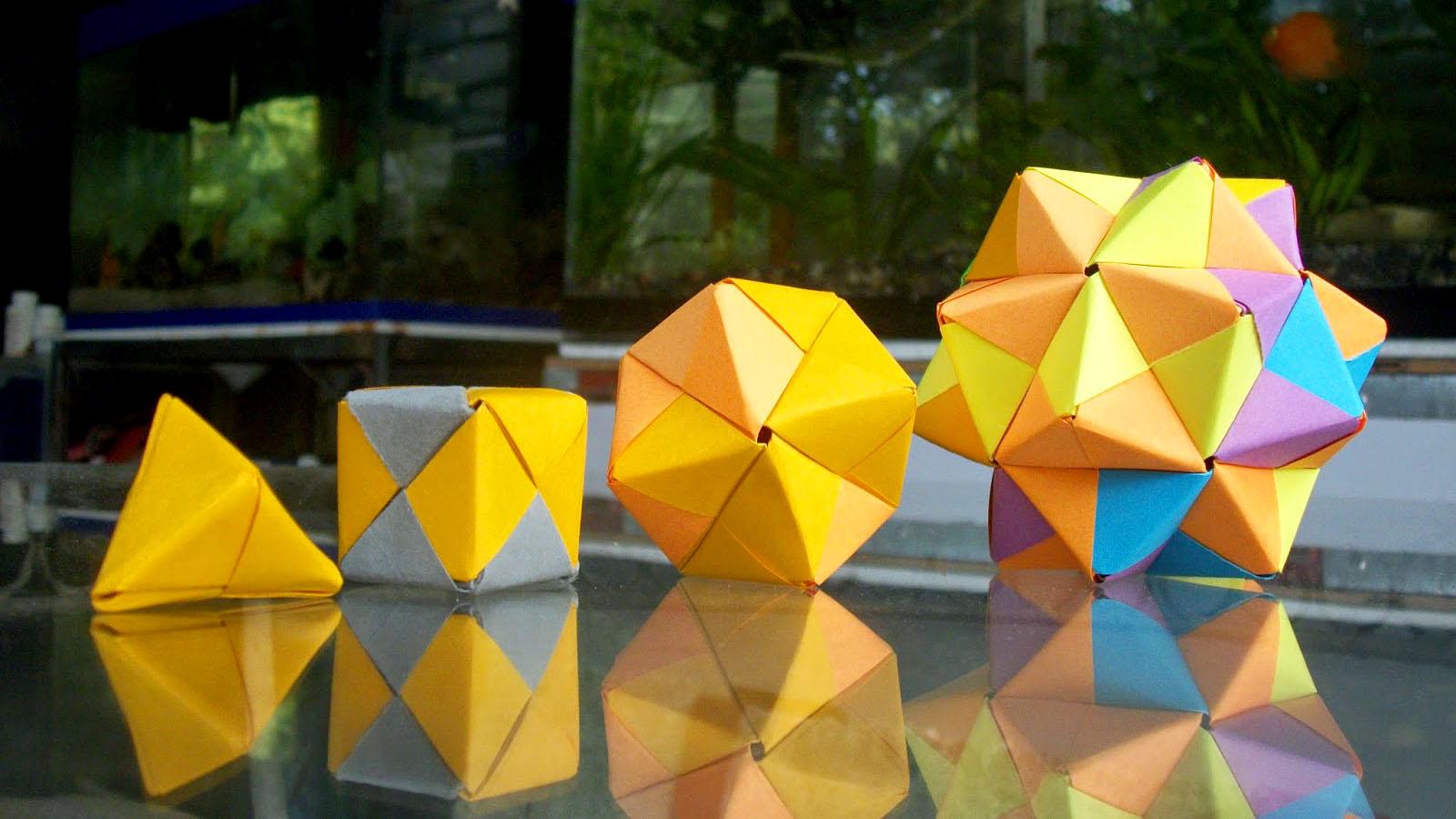 Tagai Sonobe Origami